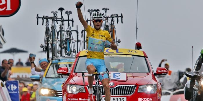 """Ciclismo, il siciliano Nibali domina anche sul Tourmalet e mette l'ipoteca sul Tour de France: """"Sì, mi sento il padrone"""""""