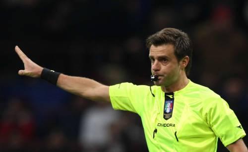 Mondiali 2014, l'italiano Rizzoli arbitrerà la finale Germania – Argentina