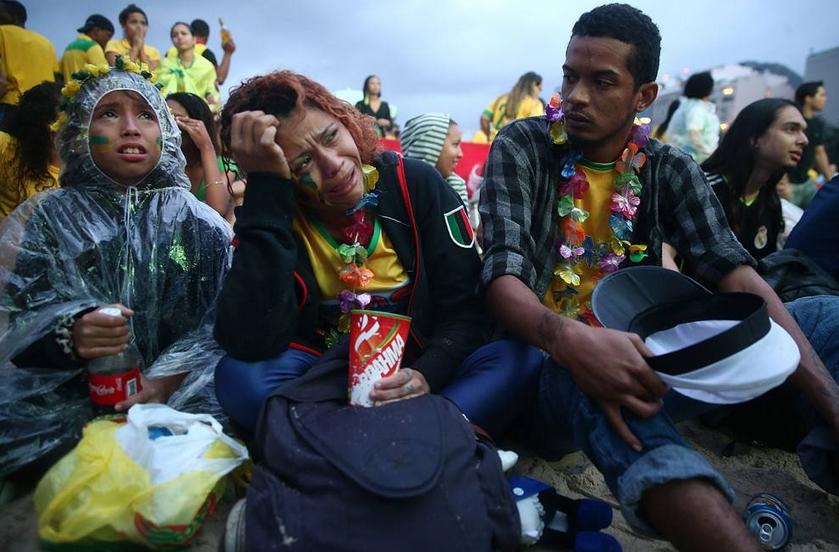 Mondiale 2014, disastro Brasile. La Germania distrugge i Verdeoro con uno storico 7 a 1