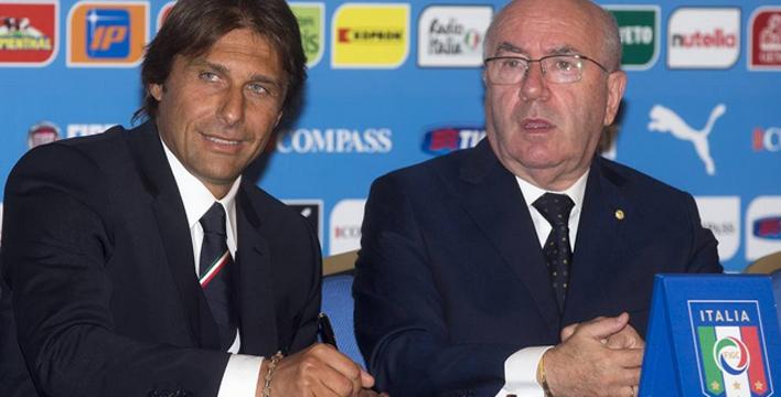 """Nazionale italiana, inizia l'era Conte, l'ex allenatore della Juve è il nuovo ct: """"Lo sponsor? Nessuno decide al posto mio. Ripartirò dal blocco Juve"""""""