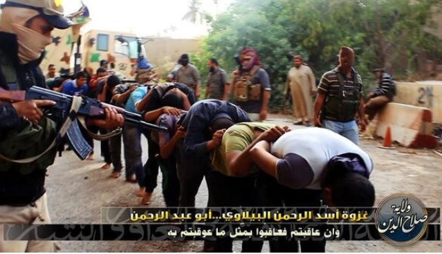 """Iraq, il massacro islamico: giustiziati 500 yazidi. Bambini morti di sete. Ventimila in fuga. Obama: """"Non sarà un'operazione breve"""""""