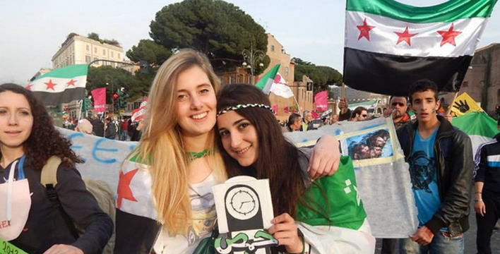 Siria, due attiviste italiane scomparse da sei giorni
