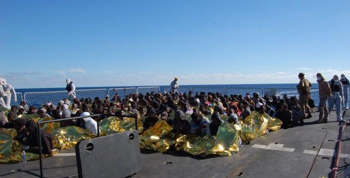 """Stragi nel Mediterraneo, rapporto dell'Unhcr: """"Nel 2014 sono 1889 le vittime in mare. L'operazione Mare Nostrum ha salvato migliaia di vite"""""""