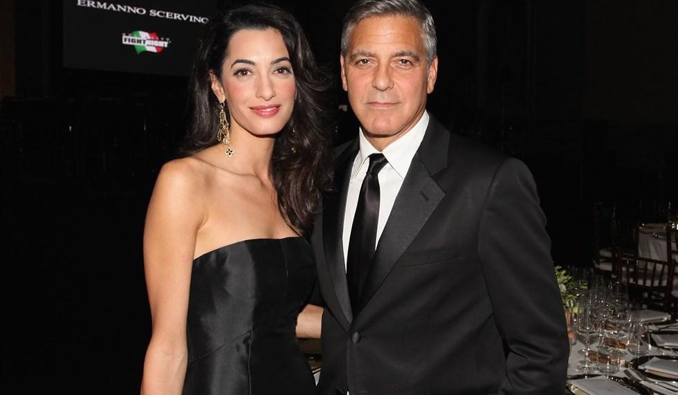 Clooney e Amal, a Venezia va in scena il matrimonio dell'anno