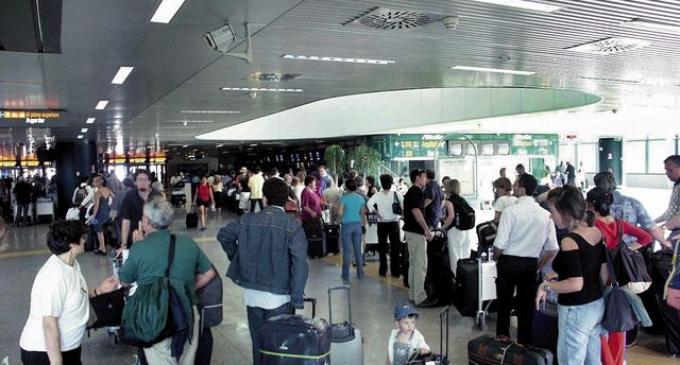 """Scioperi dei controllori a Fiumicino, cancellati oltre 50 voli. Enav: """"Saranno garantite le prestazioni indispensabili secondo normativa vigente"""""""