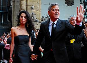 """George Clooney sposerà Amal in Italia tra due settimane: """"La amo da morire e non vedo l'ora di diventare suo marito"""""""