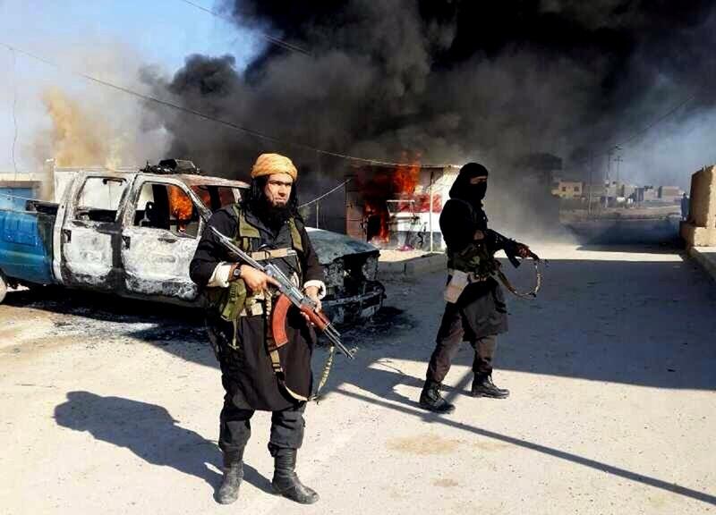 Guerra al terrorismo, raid aerei da parte delle forze militari statunitensi in Iraq