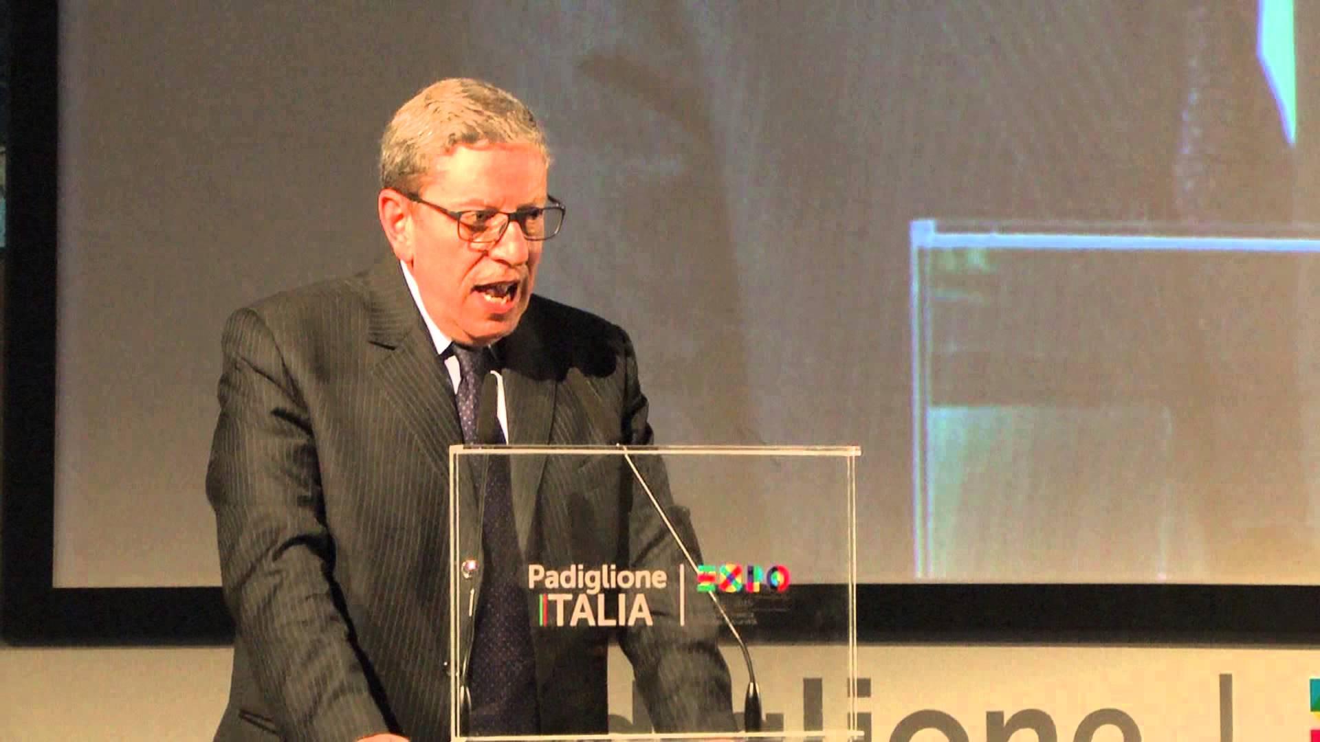 Expo, indagato il responsabile unico del Padiglione Italia Antonio Acerbo per appalti truccati