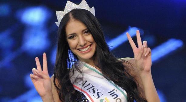 Miss Italia, vince la siciliana Clarissa Marchese. Ha venti anni ed è iscritta alla Facoltà di Logopedia a Parma