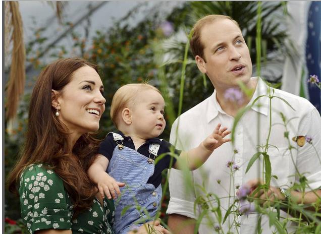 Inghilterra, il principe William e la moglie Kate sono in attesa del secondo figlio