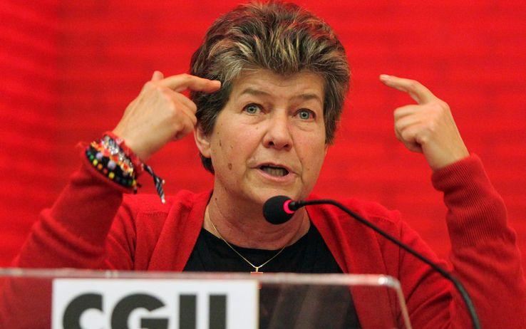 """Riforma del lavoro, Camusso chiama a raccolta tutti gli iscritti alla Cgil: """" Uniti possiamo aprire una nuova fase e cambiare l'Italia"""""""