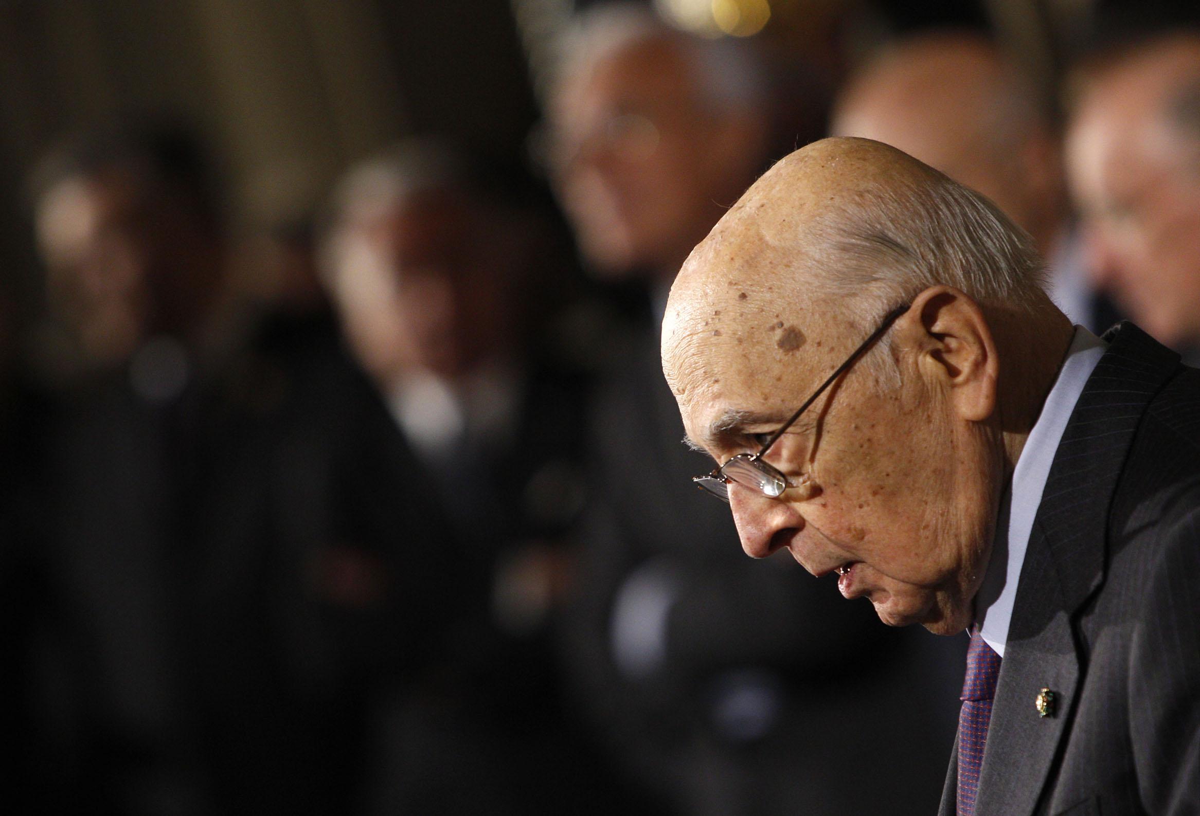 """Stato – Mafia, Napolitano ascoltato per tre ore: """"La Mafia ricattò lo Stato ma io non so nulla su presunti accordi"""""""