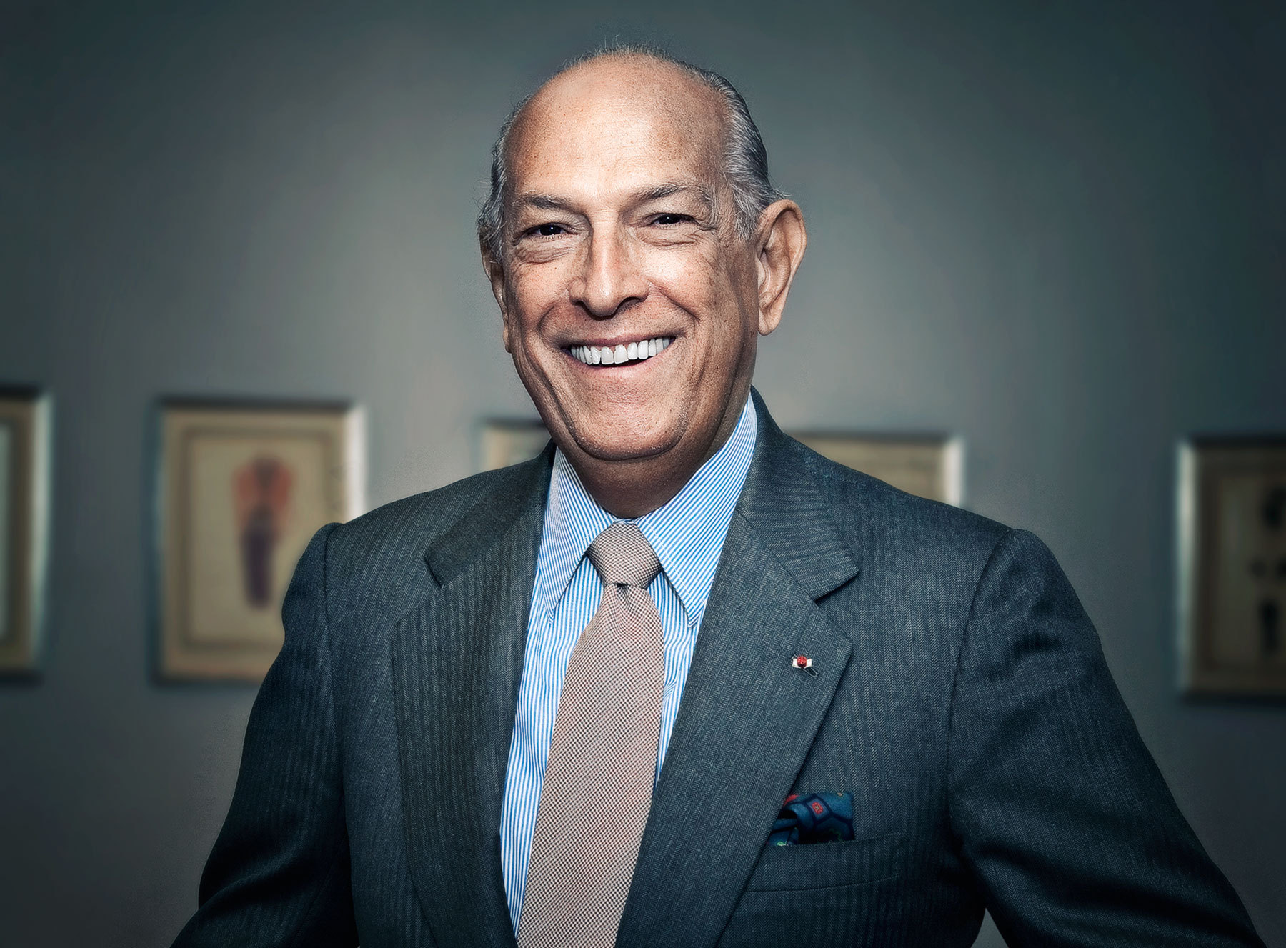 Connecticut, è morto a 82 anni Oscar de la Renta, lo stilista dominicano che ha vestito le dive di Hollywood