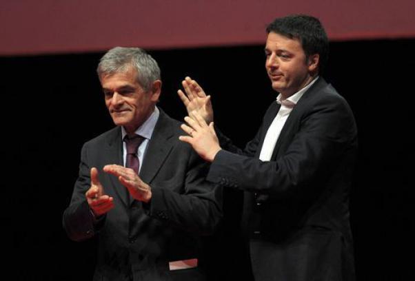 """Legge di Stabilità, il presidente Chiamparino a sostegno di Renzi: """"Il premier sta facendo le cose giuste per l'Italia, non ho alcun dubbio"""""""