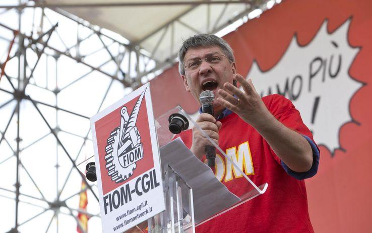"""Coalizione Sociale, Landini apre un nuovo 'cantiere delle sinistre': """"La politica non è proprietà privata"""""""
