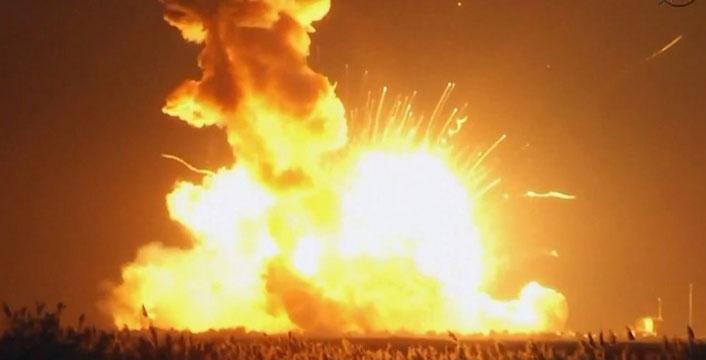 Virginia, razzo della Nasa esplode sei secondi dopo il lancio: Ingenti i danni materiali e sulle proprietà circostanti