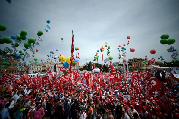 """Contratto degli Statali, oggi in 50 mila a Roma per manifestare contro il Governo. Faverin: """"Continueremo la mobilitazione fino allo sciopero"""""""