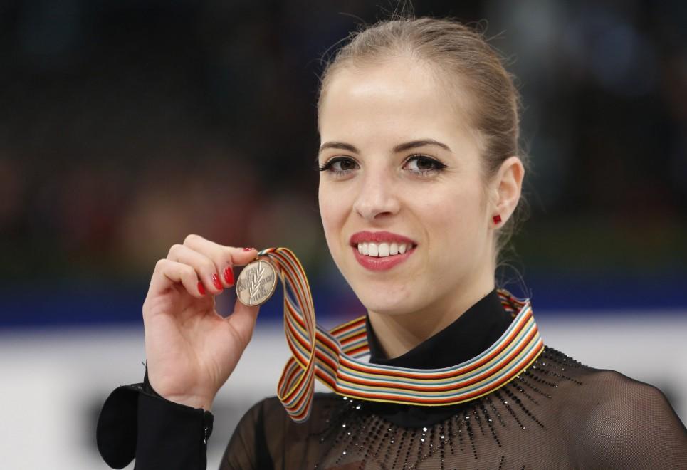 Caso Schwazer, la procura antidoping del Coni ha chiedesto una squalifica di 4 anni e 3 mesi per la fidanzata Carolina Kostner
