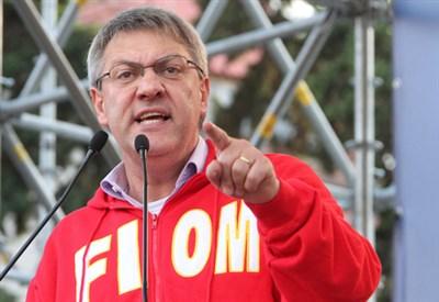 Landini prepara il suo passaggio in politica, convocati a Cervia oltre 500 delegati Fiom per parlare di lavoro e di crisi economica
