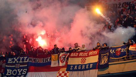 Euro 2016, disordini dopo Italia-Croazia, arrestati 17 tifosi ospiti