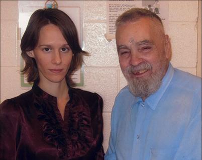 Corcoran (Stati Uniti), il satanista e serial killer Charles Manson si sposa in carcere con la ventiseienne Afton Elaine Burton
