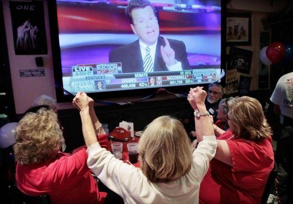 Usa, le elezioni di midterm bocciano Obama. I Repubblicani conquistano sia Camera che Senato