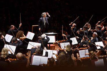 Parco della Musica, Wagner-Liszt-Berlioz tris musicale d'eccezione per la direzione di Kent Nagano e l'orchestra dell'Accademia S.Cecilia