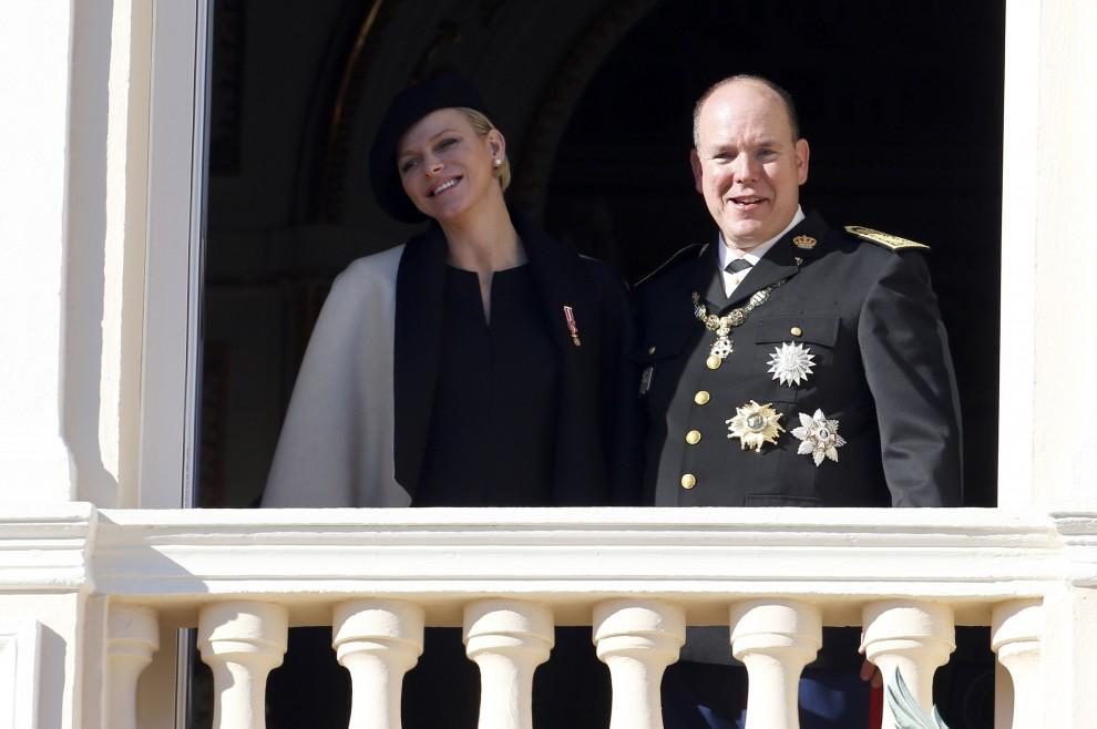 Fiocco Rosa in  Casa Grimaldi, nascono la principessa Gabriella e il principe ereditario Jacques, figli del principe Alberto II di Monaco e sua moglie Charlene