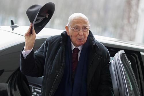 """Quirinale, Napolitano conferma quanto sta per accadere: """"Imminente la conclusione del mio mandato presidenziale"""""""