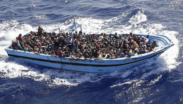 """Agenzia Onu per i rifugiati: """"La 'strada' del Mar Mediterraneo è la più pericolosa al mondo. Da gennaio 3419 migranti hanno perso la vita"""""""