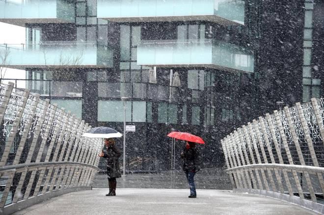 """Meteo, """"Big Snow"""" si avvicina all'Italia. Ci sarà maltempo al Nord con neve fino in pianura, piogge e nubifragi al Centro-Sud"""