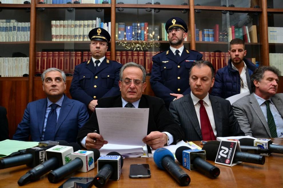 Bufera al comune di Trani, arrestato il sindaco e altre cinque persone per appalti truccati