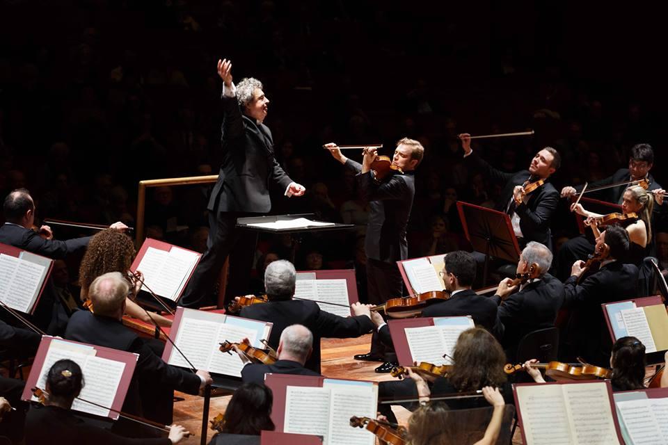 Orchestra Accademia S.Cecilia, esaltante performance per la direzione di Semyon Bychlov. Ardua e inusuale partitura del compositore Franz Schmidt