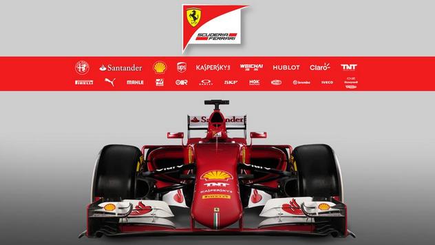 """Maranello, svelata la nuova Ferrari SF15-T, la 66ª monoposto nella storia del Cavallino Rampante. Raikkonen: """"È sempre bella. Diversa da quella dello scorso anno"""""""