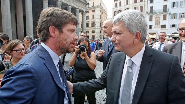 """Presidenza della Repubblica, Vendola (Sel) e Civati (Pd) chiamano Grillo: """"Per il Colle candidiamo un nome anti-Nazareno"""""""