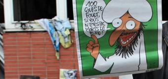 Amburgo, attentato incendiario alla redazione del Morgenpost: aveva pubblicato le vignette di Charlie Hebdo