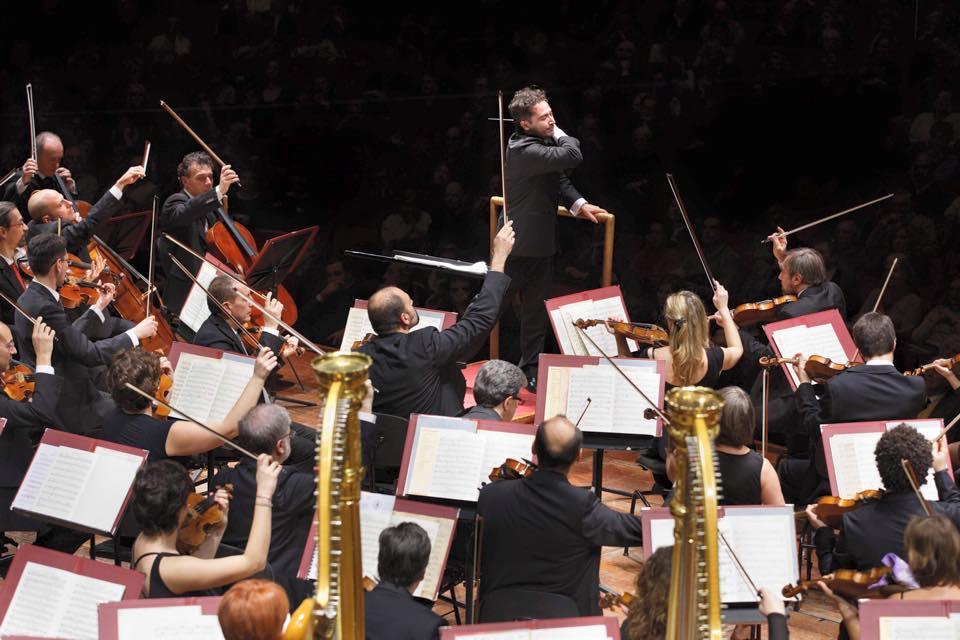 Concerto per il nuovo anno all'Accademia di Santa Cecilia con musiche di Berlioz, Čajkovskij e Strauss