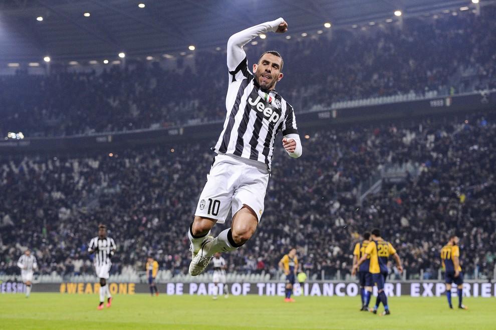 Inarrestabile Juve, vince in casa contro il Verona e si mette a + 5 dalla Roma