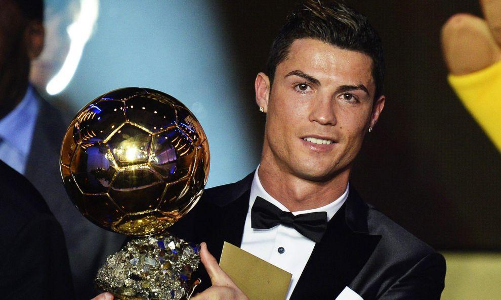 """Pallone d'oro 2014, il vincitore è Cristiano Ronaldo: """"Sarebbe bello se io, Lionel e Manuel giocassimo nella stessa squadra"""""""