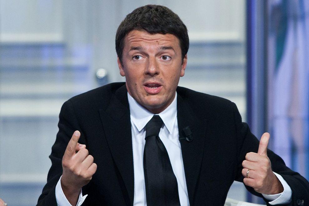 """Corruzione, Renzi risponde alle dure accuse di Sabelli (Anm): """"Si può contestare un singolo fatto ma dire quelle cose lì, avendo una responsabilità, è triste"""""""