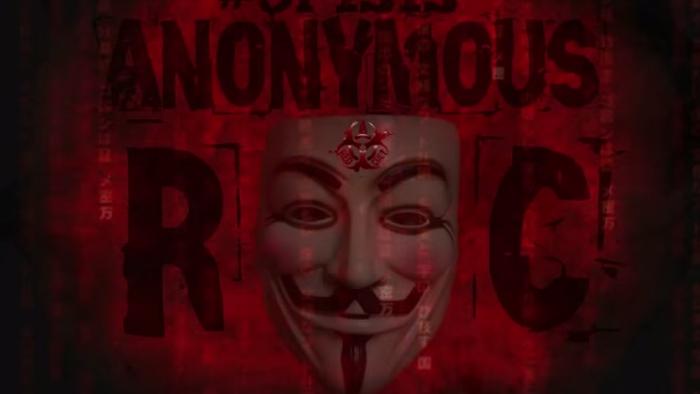 """Anonymous dichiara guerra all'Isis, oscurati centinaia di account facebook e twitter: """"voi siete il virus, noi siamo l'antidoto. Noi possediamo Internet"""""""