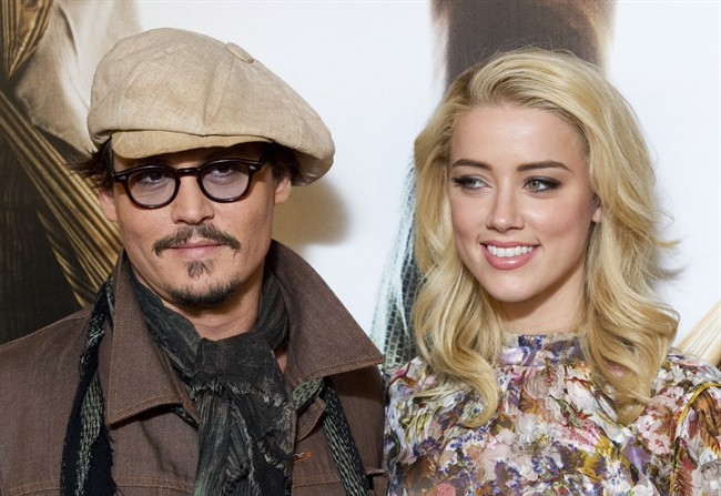 Johnny Depp e Amber Heard hanno detto Sì. Celebrato a Los Angeles il matrimonio tra le due star di Hollywood