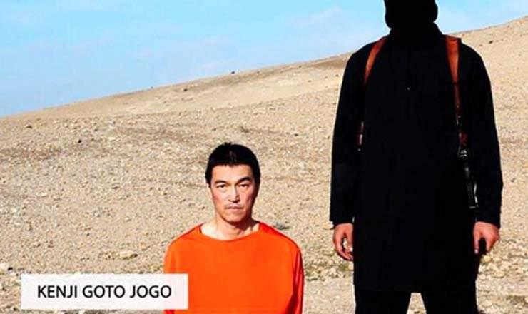 """Terrorismo islamico, l'Isis decapita anche l'altro ostaggio giapponese. La moglie: """"Sono estremamente orgogliosa di lui"""""""