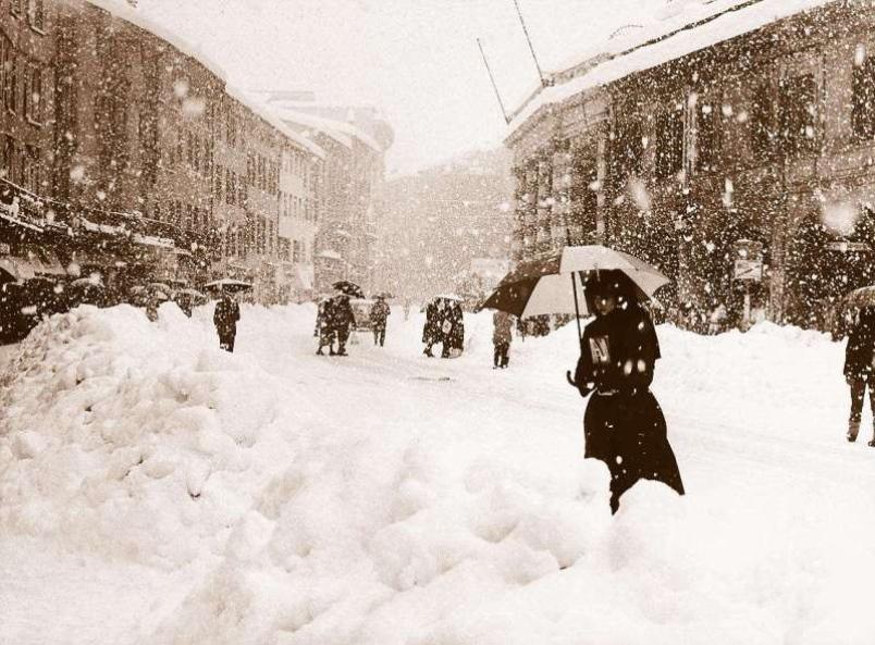Il maltempo non concede soste: pioggia e grandine invadono lItalia. Giovedì è prevista la 'Grande nevicata'