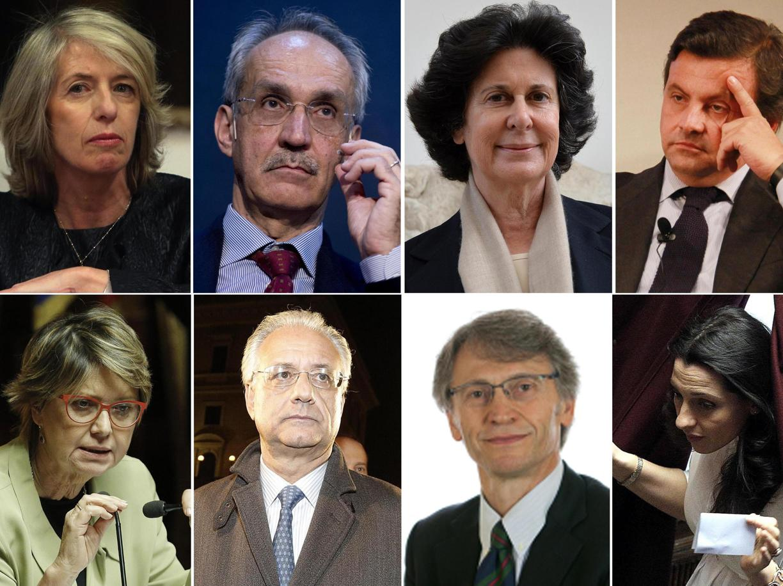 Prove di maggioranza in otto tra deputati e senatori di for Deputati pd