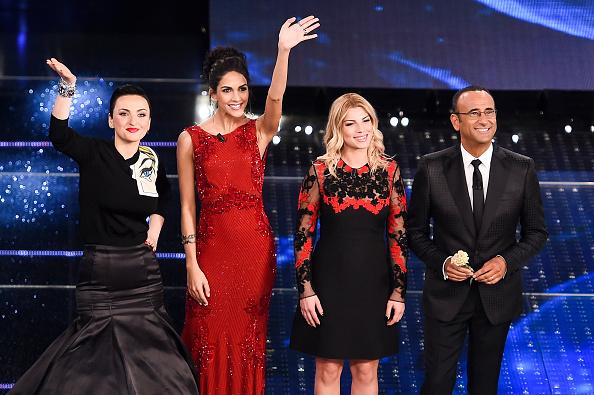 """Sanremo 2015, ancora in crescita lo share. Toccato quasi il 50% nella terza serata. """"Boom boom boom"""" twitta il direttore di Rai1, Giancarlo Leone"""