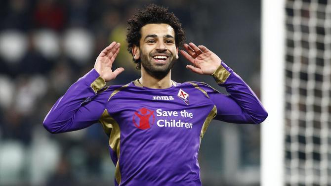 Andata di Semifinale di Coppa Italia, la Fiorentina vince 2 a 1 allo Juventus Stadium. Fantastica prestazione del Messi d'Egitto Salah