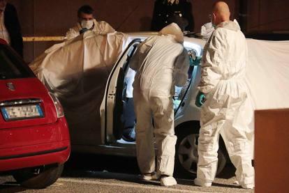 Pordenone, due giovani uccisi a colpi di pistola nel parcheggio di una palestra. Ancora sconosciuto il movente