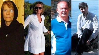 Attentato al musei di Tunisi, arrivano all'aeroporto di Ciampino le quattro salme dei turisti italiani rimasti uccisi