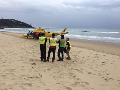 Gaeta, lo scrittore Erri De Luca colto da un malore durante una scalata. In suo aiuto un elicottero del 118 del soccorso alpino